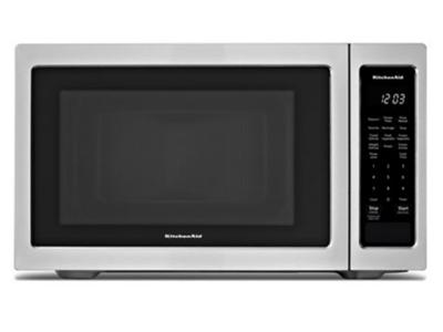 "22"" KitchenAid  Countertop Microwave Oven  with 1100 Watt - YKMCS1016GS"