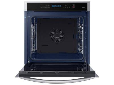 """24"""" Samsung Stainless Steel Single Wall Oven  - NV31T4551SS"""