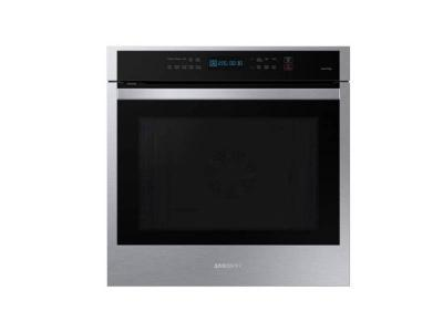 "24"" Samsung Stainless Steel Single Wall Oven  - NV31T4551SS"
