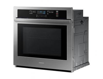 """30"""" Samsung Wall Oven with Wi-Fi Connectivity in Stainless Steel  - NV51T5512SS"""