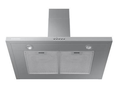 "30"" Samsung Wall Mount Hood in Stainless Steel - NK30R5000WS"