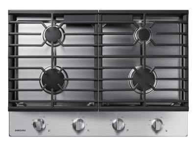 "30"" Samsung Gas Cooktop in Stainless Steel - NA30R5310FS"