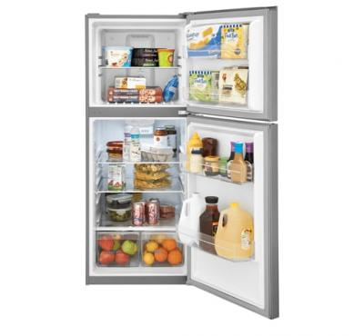 "24"" Frigidaire 10.1 Cu. Ft. Top Freezer Apartment Size Refrigerator - FFET1022UV"