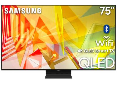 "75"" Samsung QN75Q90TAFXZC 4K Smart QLED TV"