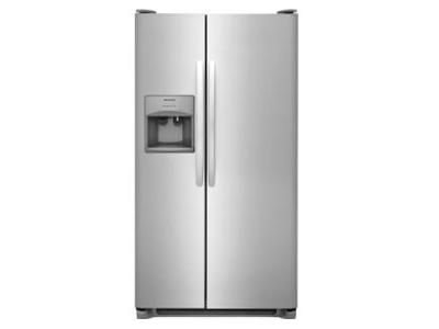 "36"" Frigidaire 25.5 Cu. Ft. Side-by-Side Refrigerator - FFSS2615TS"