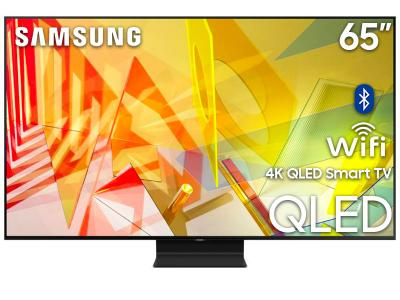 "65"" Samsung QN65Q90TAFXZC 4K Smart QLED TV"