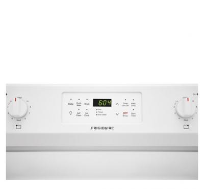 """30"""" Frigidaire Freestanding Electric Range - CFEF3017UW"""