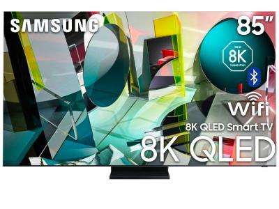 "85"" Samsung QN85Q900TSFXZC 8K Smart QLED TV"