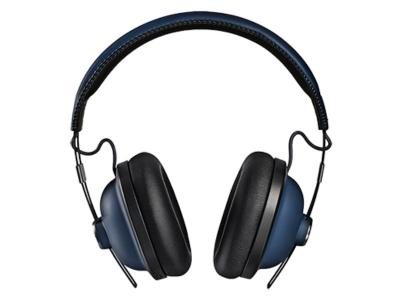 Panasonic Noise-Free Bluetooth Headphones In Blue - RPHTX90A