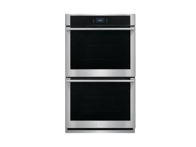 "30"" Electrolux Icon Electric Double Wall Oven with Delay Bake in Stainless Steel - ECWD3011AS"