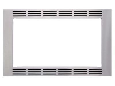 "30"" Panasonic Microwave Trim Kit In Stainless Steel - NNTK932S"