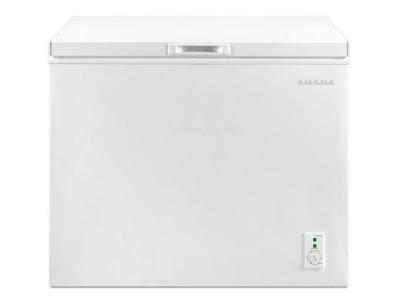 Amana 7.0 Cu. Ft. Compact Freezer With 1 Basket - AQC0701GRW