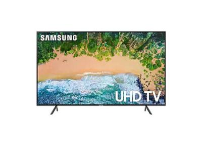 "70"" Samsung UN70NU6070FXZC UHD Smart TV"