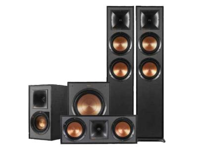 Klipsch Home Theater System - Reference R620 Bundle
