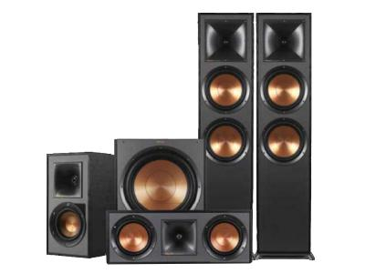 Klipsch Home Theater System - Reference F820 Bundle