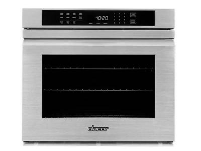 """30"""" Dacor Professional Series Single Wall Oven With Flush Handle - HWO130FS"""
