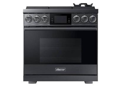 "36"" Dacor Freestanding Gas Range with Convection Technology  - DOP36M96GPM"