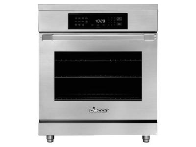 "30"" Dacor Professional Series Induction Pro Range - HIPR30S-C"