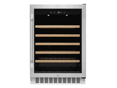 "24"" Dacor Professional Series Single Zone Wine Cellar With Right Door Hinge - HWC241R"