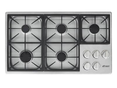 "36"" Dacor Professional Series Natural Gas Cooktop - HDCT365GS/NG"