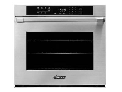 "30"" Dacor Professional Series Single Wall Oven With Pro Style Handle - HWO130PS"