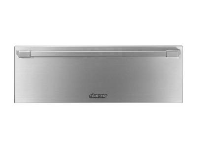 """30"""" Dacor Pro Warming Drawers with 1.73 cu.ft - HWD30PS"""
