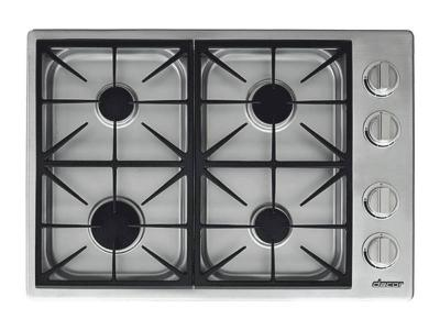 "30"" Dacor Professional Series Natural Gas Cooktop - HDCT304GS/NG"