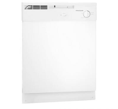 "24"" Frigidaire Built-In Dishwasher - FBD2400KW"