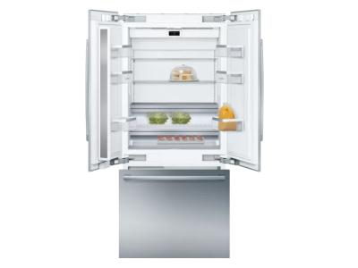 "36"" Bosch Benchmark Series Built-in Bottom Freezer Refrigerator In Stainless Steel - B36BT935NS"