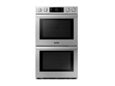 "30"" Dacor Double Smart Wall Oven with 5.1 Cu. Ft. Capacity - DOB30P977D"