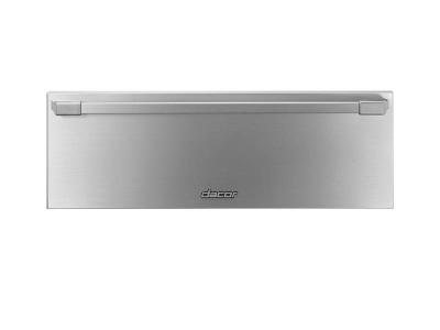 """27"""" Dacor Pro Warming Drawer in Silver Stainless Steel - HWD27PS"""