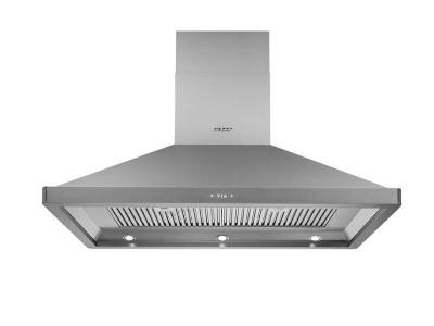 "48"" Dacor Chimney Island Hood with 1200 CFM - DHI482"
