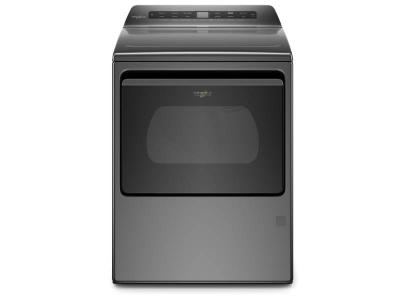 """27"""" Whirlpool 7.4 cu. ft. Top Load Gas Dryer With Intuitive Controls - WGD5100HC"""