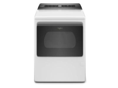"27"" Whirlpool 7.4 cu. ft. Top Load Gas Dryer With Intuitive Controls - WGD5100HW"