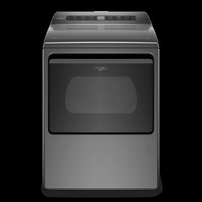 """27"""" Whirlpool 7.4 cu. ft. Smart Top Load Gas Dryer - WGD6120HC"""