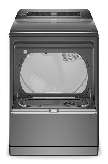 """27"""" Whirlpool 7.4 cu. ft. Smart Top Load Gas Dryer - WGD7120HC"""