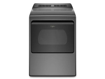 "27"" Whirlpool 7.4 Cu. Ft. Electric Dryer With Intuitive Controls - YWED5100HC"
