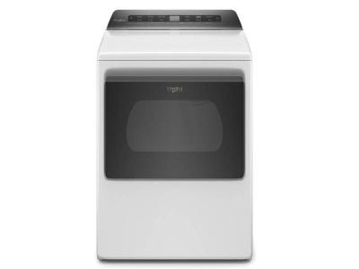 "27"" Whirlpool 7.4 Cu. Ft. Electric Dryer With Intuitive Controls - YWED5100HW"