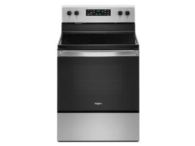 "30"" Whirlpool 5.3 Cu. Ft. Electric Range With Frozen Bake Technology - YWFE505W0JZ"