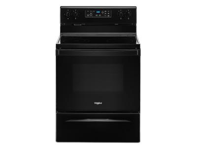 "30"" Whirlpool 5.3 Cu. Ft. Electric Range with Frozen Bake Technology - YWFE515S0JB"