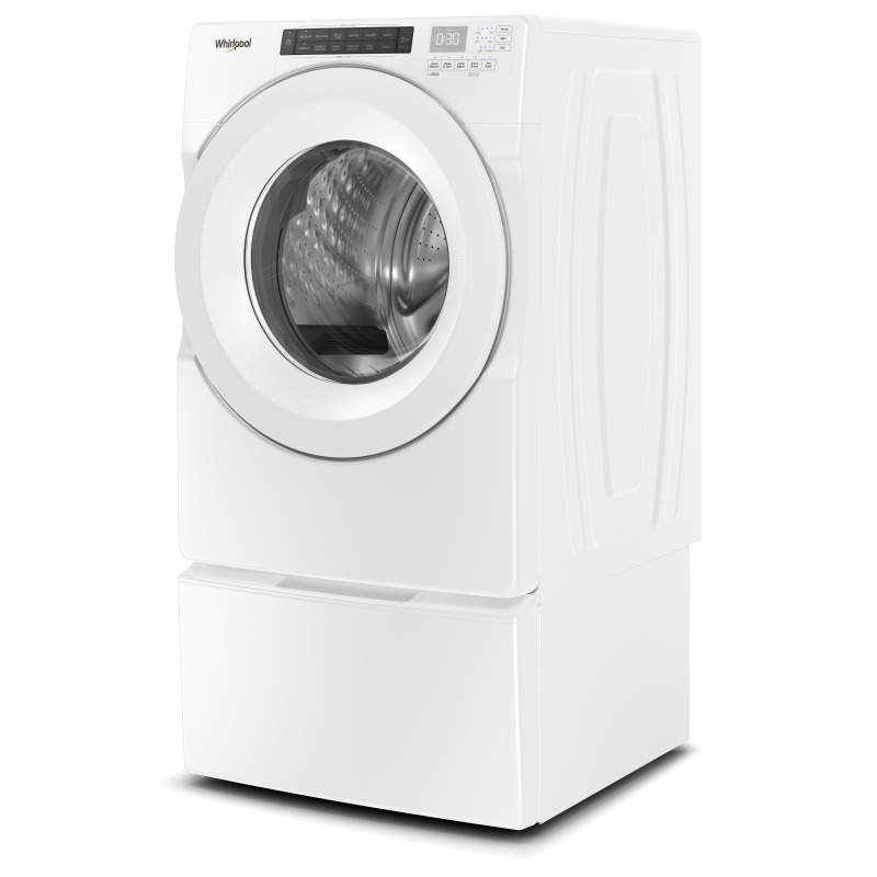 Whirlpool Wfw560chw 27 5 0 Cu Ft I E C Closet Depth Front Load Was