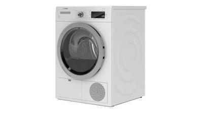 """24"""" Bosch 800 Series Condensate Dryer, Home Connect, Energy Star - WTG865H4UC"""