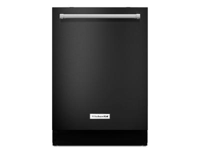 KitchenAid 44 dBA Dishwasher with Dynamic Wash Arms KDTM404EBL