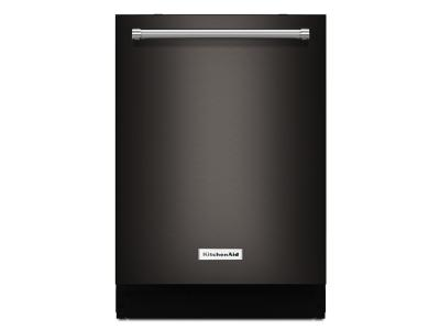 KitchenAid 44 dBA Dishwasher with Dynamic Wash Arms KDTM404EBS