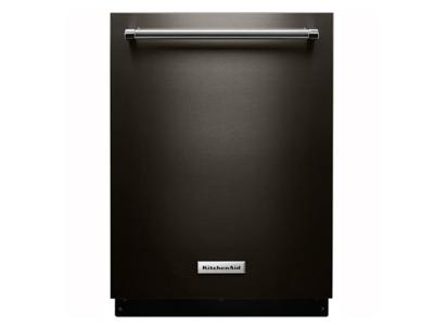 "24"" KitchenAid 44 dBA Dishwasher with Clean Water Wash System - KDTM354EBS"