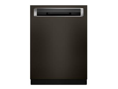 "24"" KitchenAid Dishwashers with Clean Water Wash System and PrintShield Finish, Pocket Handle - KDPM354GBS"