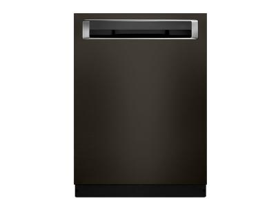 "24"" KitchenAid Dishwasher with Fan-Enabled ProDry System and PrintShield Finish, Pocket Handle - KDPE334GBS"