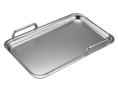 Bosch Teppanyaki Plate HEZ390512 Stainless Steel