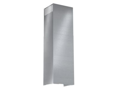 Bosch Box Canopy Chimney Hood Duct Extension Accessory Kit Stainless Steel - HCBEXT5UC
