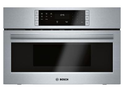 "30"" Bosch 500 Series Built-In Microwave Oven Stainless Steel - HMB50152UC"